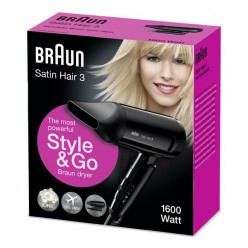 Фен BRAUN Satin Hair 3 HD350