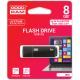 Flash Drive Goodram UEG3 8 GB, USB 3.0, BLACK