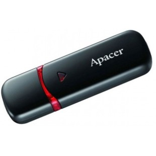 Flash Drive Apacer AH333 64GB Black