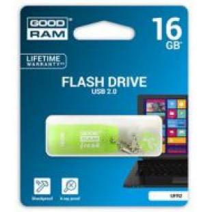 Flash Drive Goodram FRESH 16 GB Green