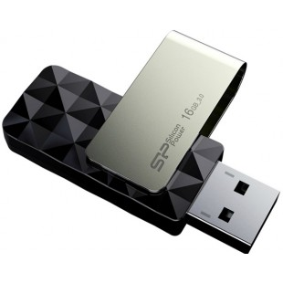 Flash Drive Silicon Power Blaze B30 16 GB Black