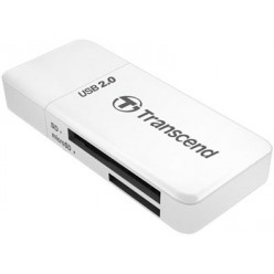 Картридер Transcend TS-RDP5W 5-in-1 USB 2.0