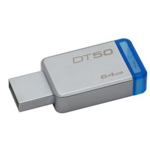 Flash Drive Kingston DT 50 64 GB USB 3.1