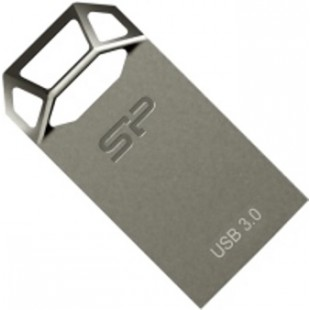 Flash Drive Silicon Power Jewel J50 8 GB USB 3.0 Titanium
