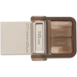 Flash Drive Kingston DT MicroDuo 16 GB, OTG
