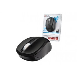 Мышь компьютерная Trust Vivy Wireless Mini BlueSpot Black