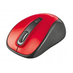 Мышь компьютерная Trust Xani Optical Bluetooth Mouse Red