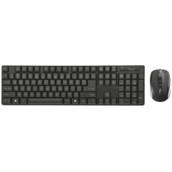 Набор Trust Ximo Wireless Keyboard with mouse UKR