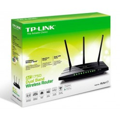 Беспроводной маршрутизатор TP-Link Archer C7 AC1750 Wireless Dual Band Gigabit Router