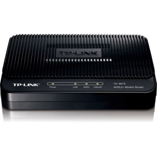 ADSL2+ маршрутизатор TP-Link TD-8816