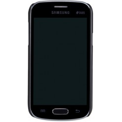 Чехол Nillkin Samsung S7390 - Super Frosted Shield Black
