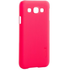 Чехол Nillkin Samsung E5/E500 - Super Frosted Shield Red
