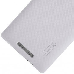 Чехол Nillkin Lenovo K910 - Super Frosted Shield White