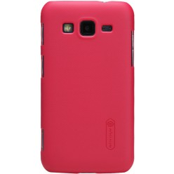 Чехол Nillkin Samsung I8580 - Super Frosted Shield Red