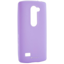 Чехол Melkco LG Leon Poly Jacket TPU Purple
