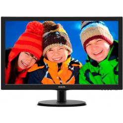 LED-монитор Philips 223V5LSB/01 Black