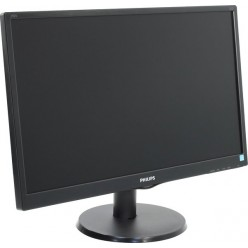 "Монитор Philips 23.8"" 240V5QDAB/01 16:9 IPS DVI HDMI MM Black"