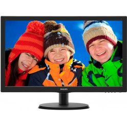LED-монитор Philips 223V5LSB2/62 Black