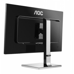 "Монитор AOC 23.6"" u2477Pwq PLS 4K DVI HDMI DP Pivot MM Black/Silver"
