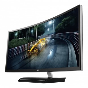 "LED-монитор AOC 35"" c3583Fq 21:9 WFHD MVA Curved 2*DP 2*HDMI DVI MM"