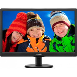 LED-монитор Philips 203V5LSB26/62 Black