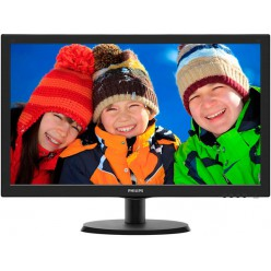 LED-монитор Philips 223V5LHSB/01 Black