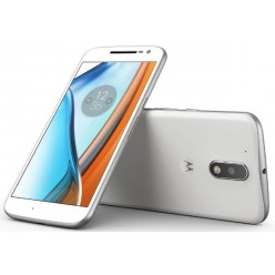 Смартфон Motorola Moto G4 (XT1622) 16 GB DS White